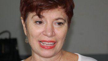 Betina Grosman, secretaria electoral del Juzgado Federal de Rawson.