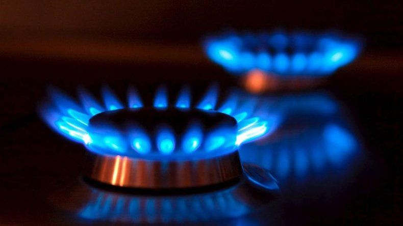 El aumento en las tarifas de gas llegará antes del 21 de junio