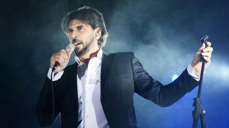 Juan Darthés en Tango Con Mayúscula