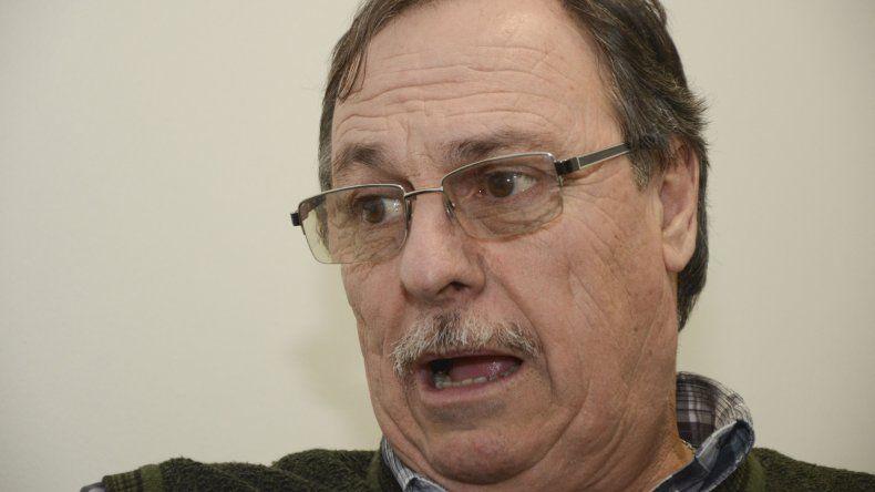 Gaspar plantea que el pedido de aumento debe pasar sí o sí por el Concejo.