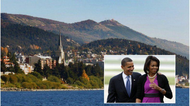 Confirmado: Obama visitará Bariloche en Semana Santa