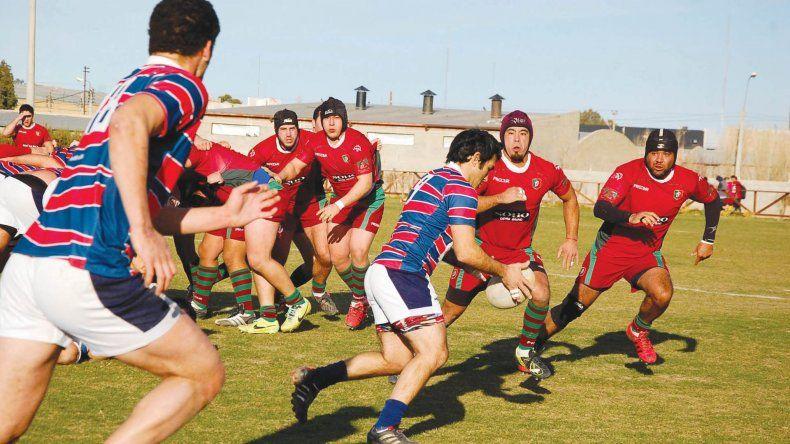 El rugby local de la Unión Austral se pone en marcha con el torneo Preparación.