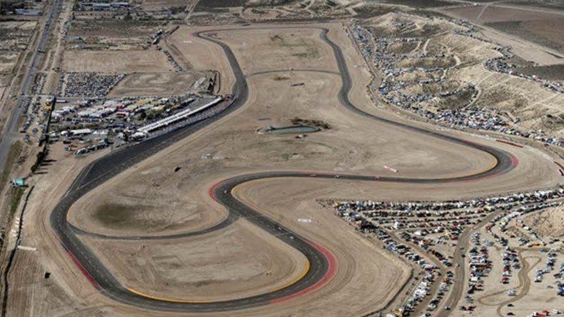 El autódromo Mar y Valle será escenario dentro de poco de la primera fecha del Super TC2000.