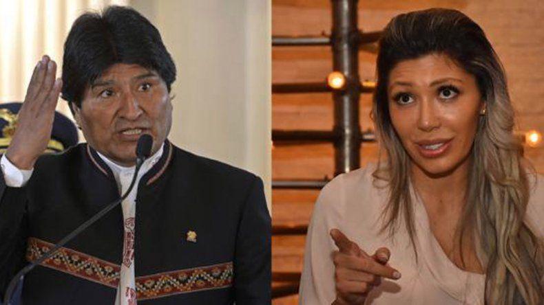 Evo Morales y Gabriela Zapata tuvieron un hijo y el presidente boliviano aseguró públicamente que el niño había fallecido.