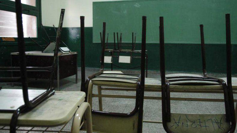 Los docentes ratificaron el paro nacional para el 4 de abril
