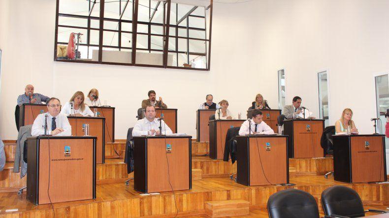 El Concejo reinició sus tareas