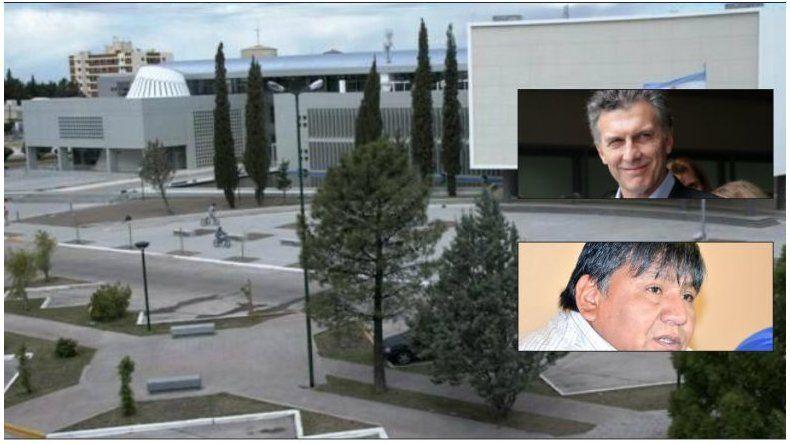 Ávila no acompañará a Macri en la sesión ordinaria de mañana