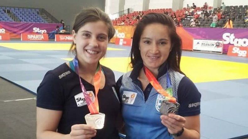 Gonzalez y Laffeuillade buscan la clasificación a los Juegos Olímpicos