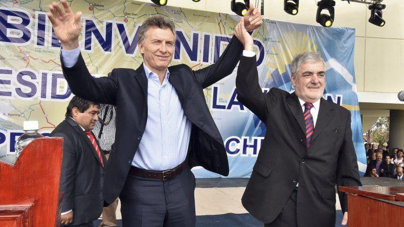 Anuncios de Macri: puerto y ruta a Caleta, pero no el aeropuerto