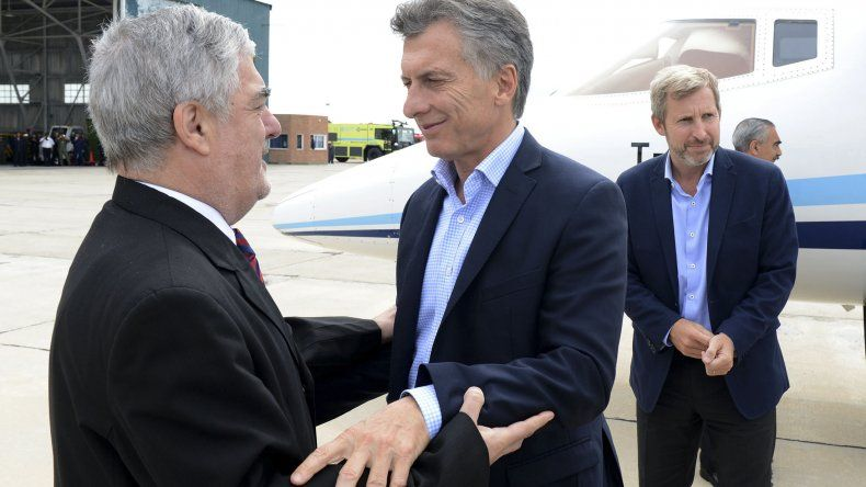Macri: Chubut debe ser uno de los motores de crecimiento del país