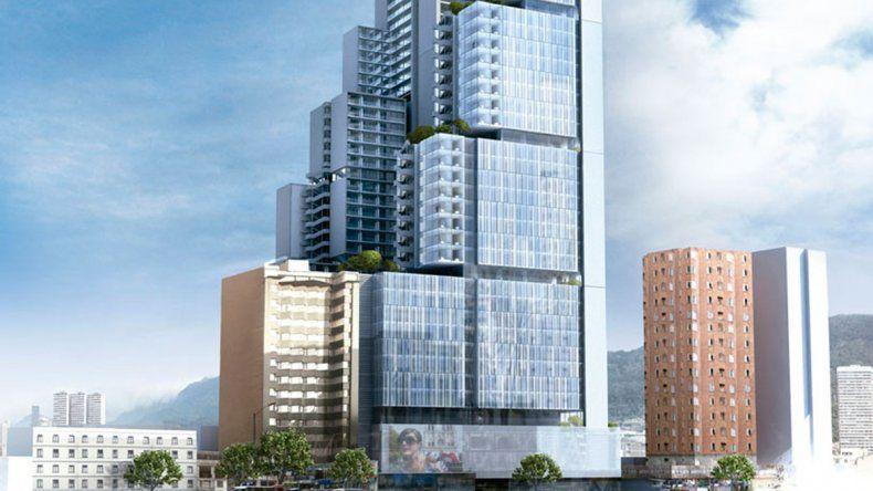 ¿Dónde estará el hotel más alto de América Latina?