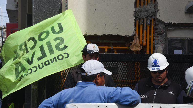 La UOCRA movilizará a todos sus afiliados mañana en una marcha