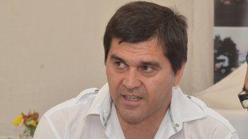 Gabriel Salazar tiene 50 años y fue reelecto en la última elección, en representación del Frente para la Victoria.