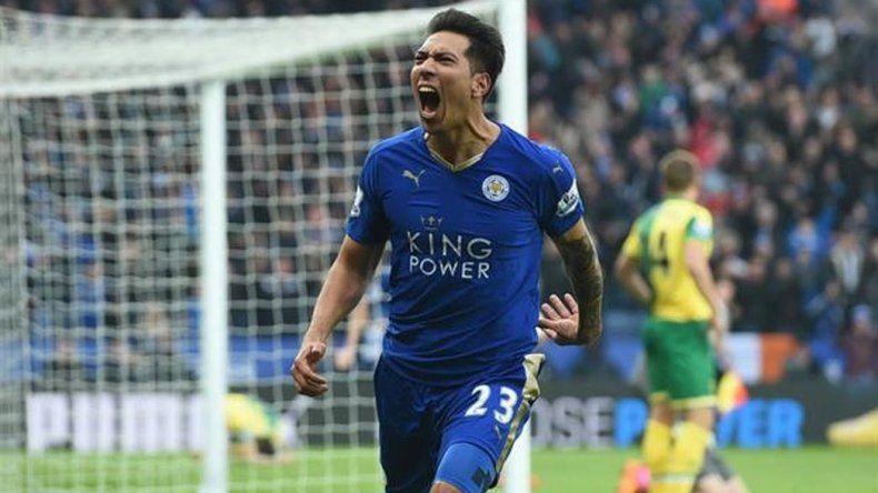 El gol de un ex CAI provocó un sismo en Leicester