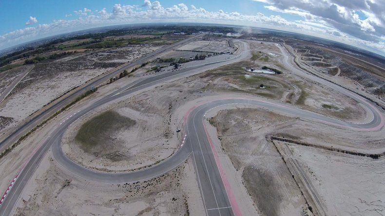 El autódromo Mar y Valle se convertirá la próxima semana en escenario de la primera fecha del Super TC2000.