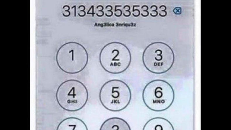 ¿Cuántas veces aparece el número 3 en esta imagen?