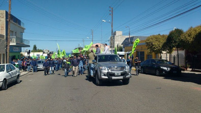 UOCRA dio plazo de 10 días a Nación para reactivar obras