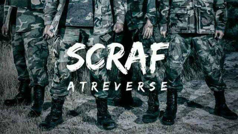 Scraf se presentará esta noche en El Sótano Pub antes de comenzar su gira bonaerense.