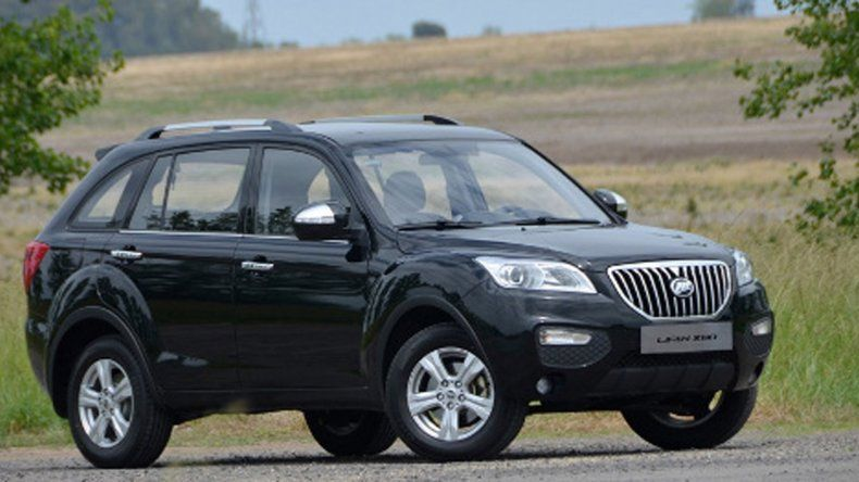 Lifan llegó al país con el SUV X60