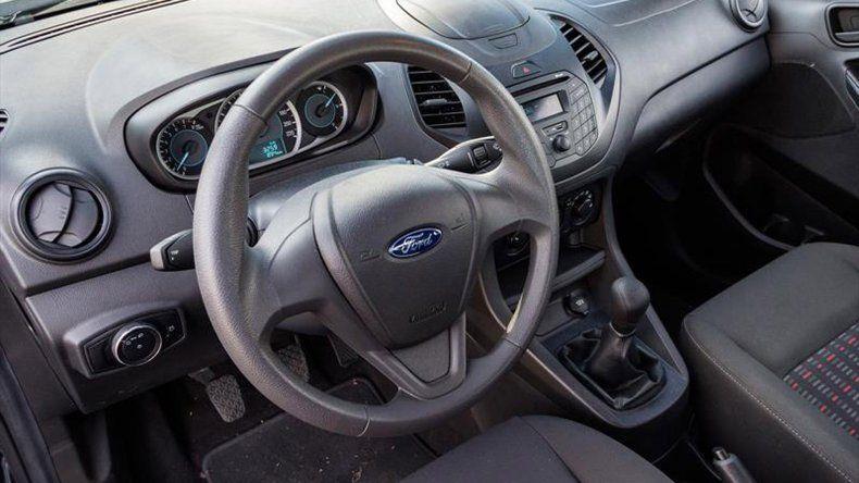 Ford ya muestra el nuevo Ka