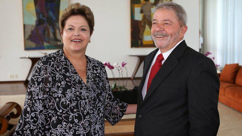 Dilma y Lula pasan por su peor momento político.