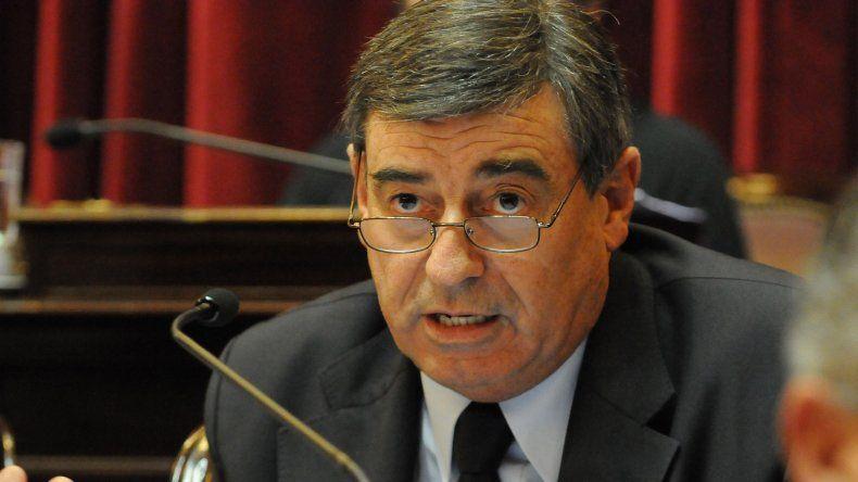 Mario Cimadevilla efectuó las polémicas declaraciones el jueves a un programa radial de Puerto Madryn.