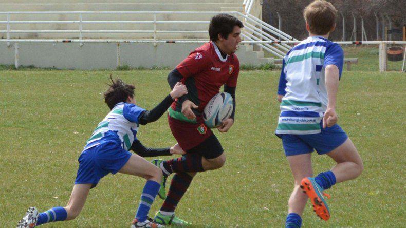 El rugby disputó la tercera fecha del torneo Preparación.