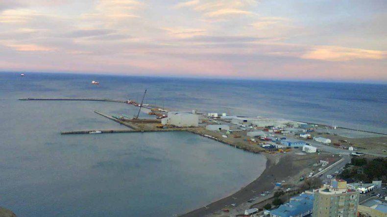 Instalarán un Centro de Monitoreo en el Puerto de Comodoro Rivadavia