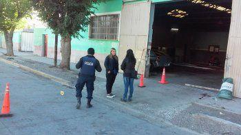 David Ismael Perán fue ultimado ayer a metros de la oficina de Obras Públicas de ese municipio, tras una discusión con Sergio Liempis, un sereno municipal que se entregó a la Justicia.