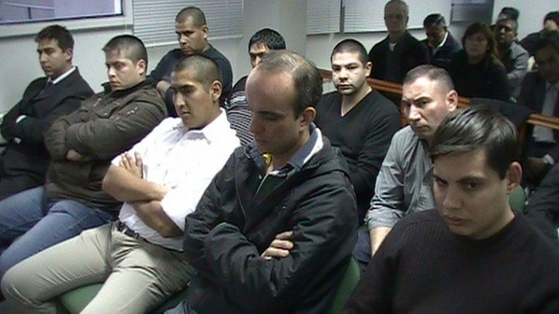 Cinco policías de Trelew vuelven al banquillo por presunto abuso y tortura