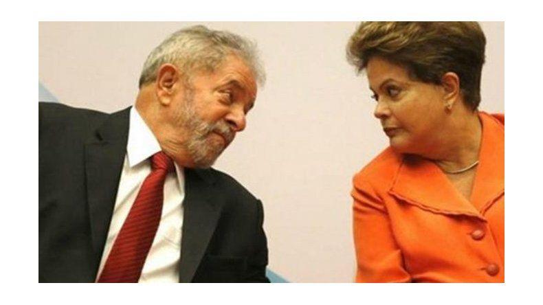 Difunden un diálogo entre Dilma y Lula y se enciende nueva polémica en Brasil