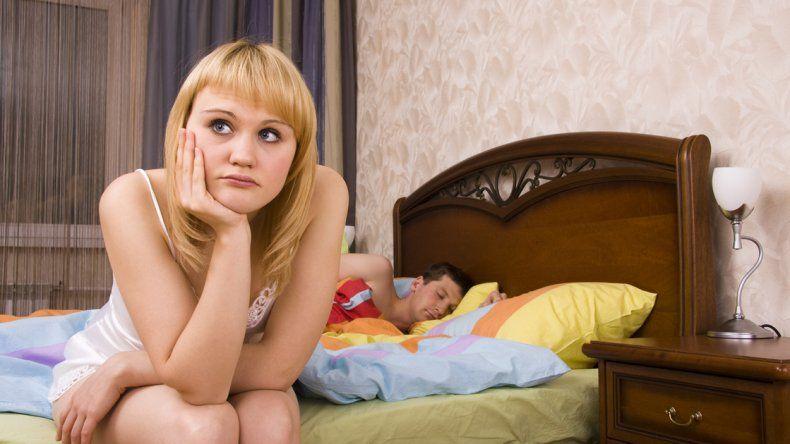 Insomnio: somnolencia y pérdida de energía