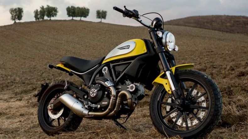 Lanzamiento: Ducati Scrambler