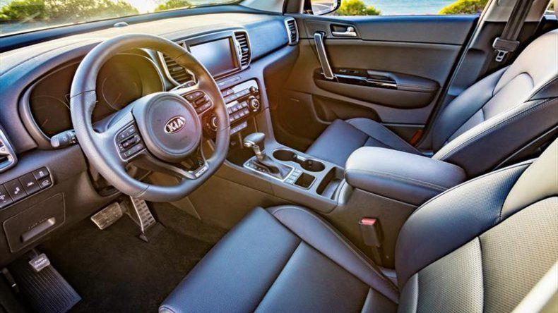 La nueva Kia Sportage: diseño, confort y prestancia