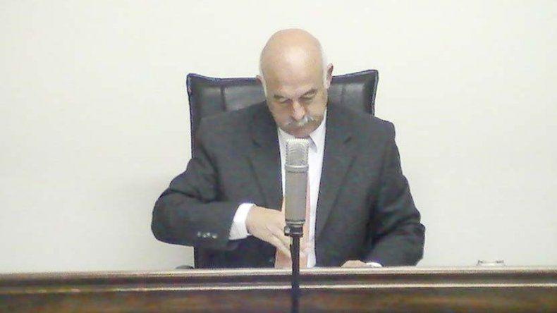 El juez Daniel Camilo Pérez está a cargo de la causa.