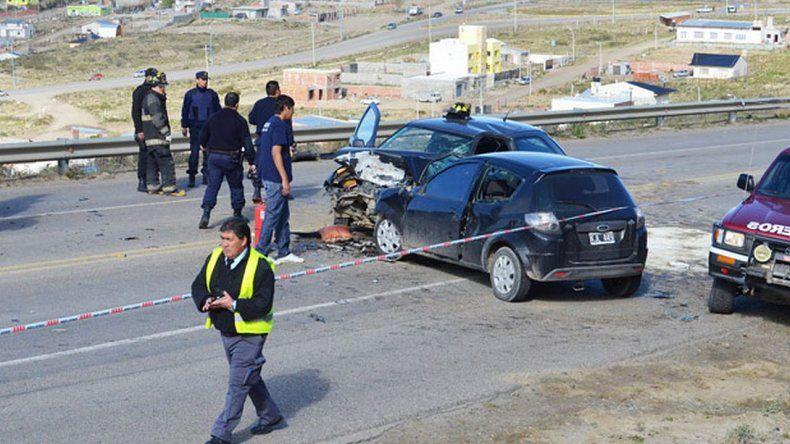 Accidente Fatal 2013