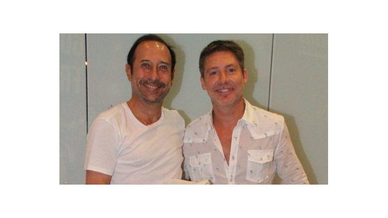Francella: Me gustaría hacer televisión con Adrián Suar