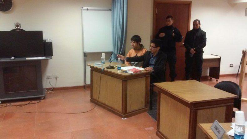 Comenzó el juicio por la muerte de Villamayor en Aldea Beleiro