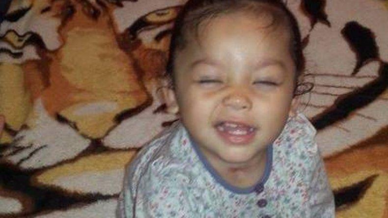 Ainhoa evoluciona favorablemente: es una nena feliz
