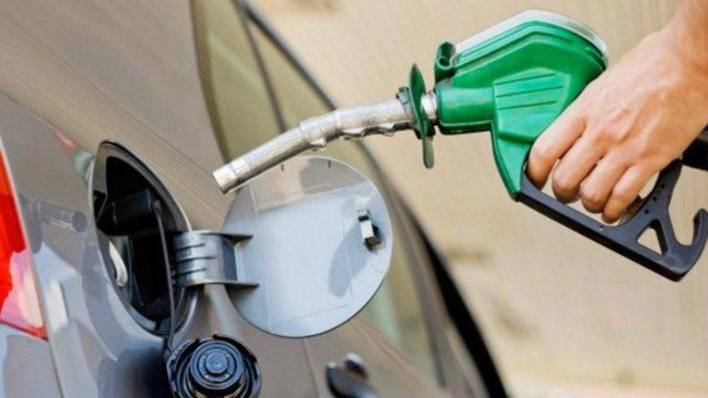 Volvió a aumentar la nafta un 10 por ciento