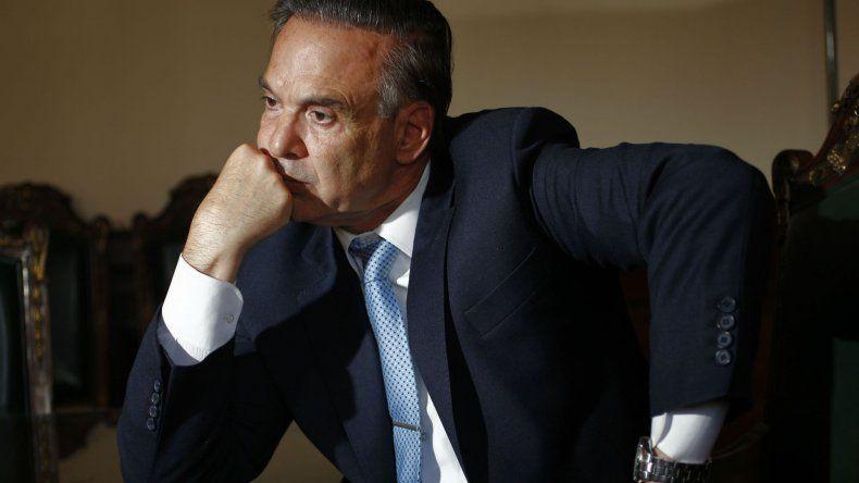 Miguel Pichetto preside el bloque del FpV en el Senado