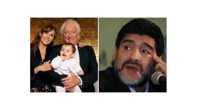 La respuesta de Maradona a la invitación de Cóppola a su casamiento