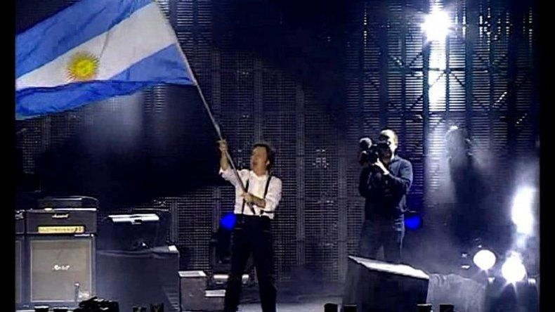 ¡Agendalo!  McCartney realizará tres shows en Argentina