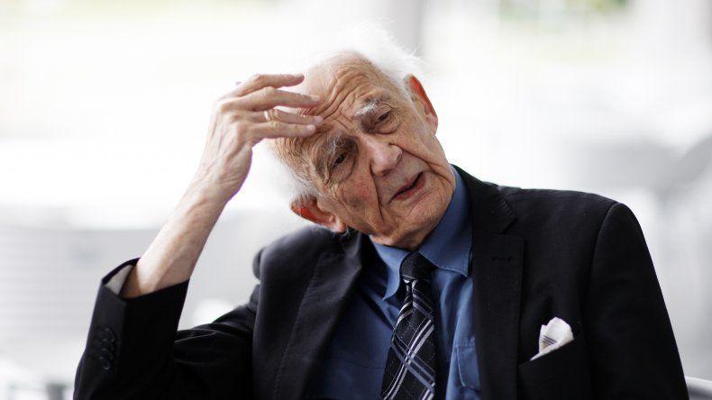Bauman canceló su conferencia en Argentina