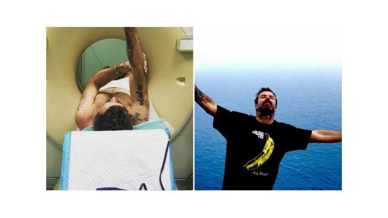 El líder de Jarabe de palo venció el cáncer: sus mensajes