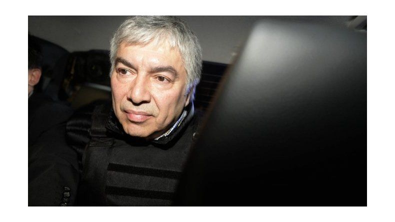 Lázaro Báez apeló el rechazo a su excarcelación