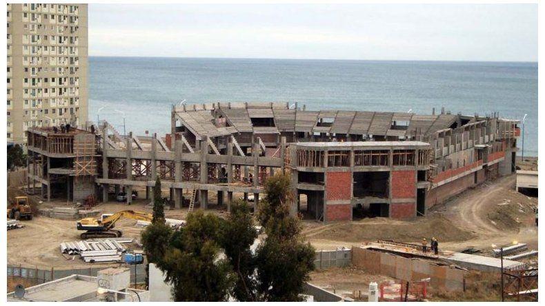 Las obras del Estadio Centenario se reactivarán el 4 de julio