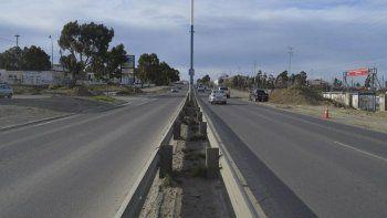 Km 3: desde el lunes reducirán los carriles