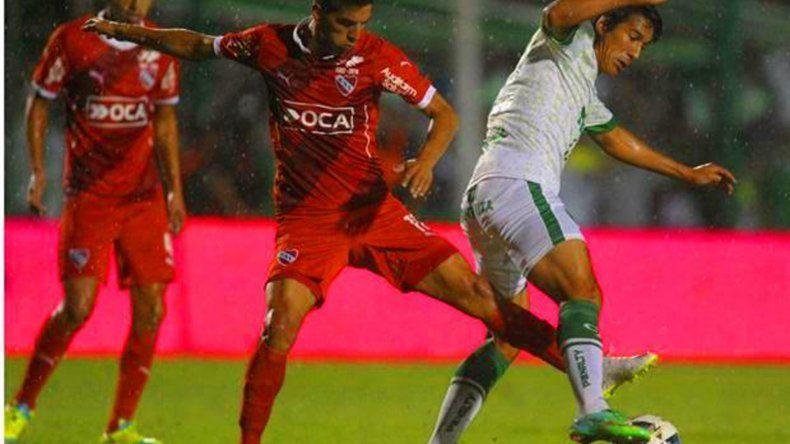 Independiente viene de un pobre empate como visitante frente a Sarmiento de Junín.