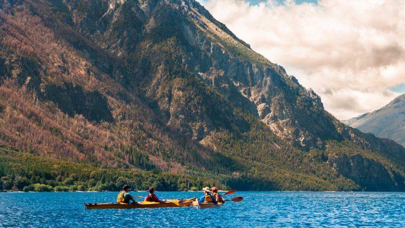 Tranquilidad y naturaleza en Epuyén
